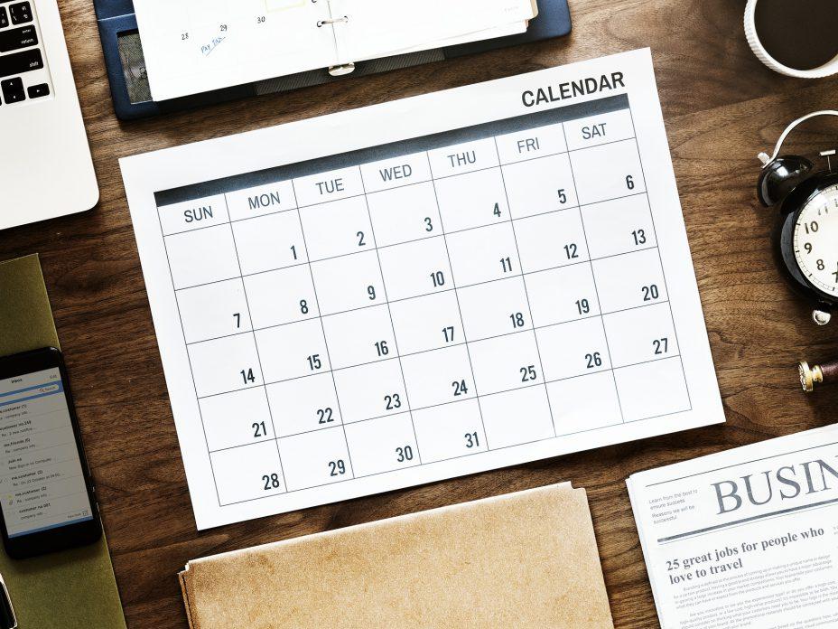 Financiële jaarplanning